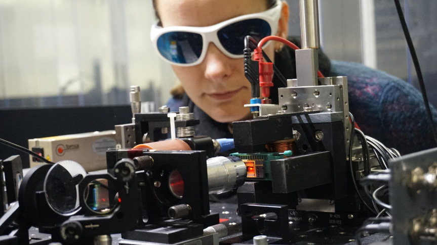 Ultrafast magnetism and THz spintronics