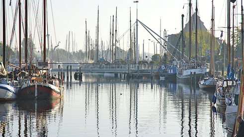 Museumsship harbour